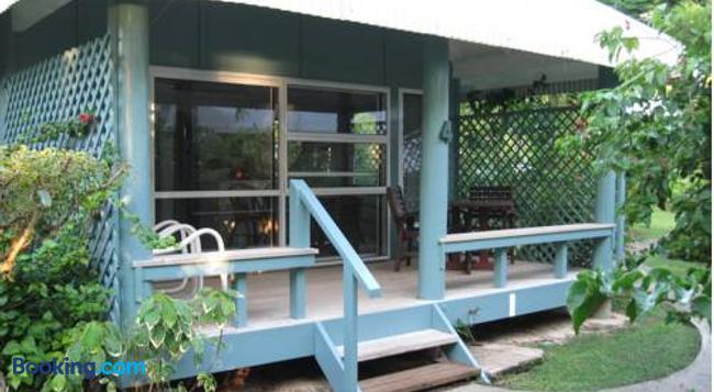 サンヘブン ビーチ バンガローズ - ラトロンガ島 - 建物