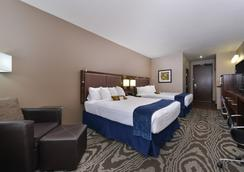 Best Western Plus Williston Hotel & Suites - ウィリストン - 寝室