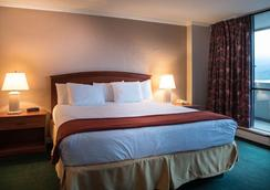 Highliner Plaza Hotel & Conference Centre - Prince Rupert - 寝室