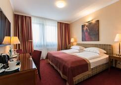 ベストウエスタン プラス ホテル ザンクト ラファエル - ハンブルク - 寝室