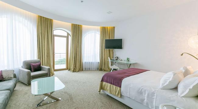Panorama De Luxe - オデッサ - 寝室
