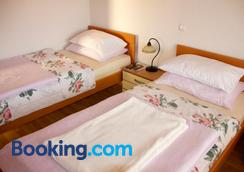 Guesthouse Aljic - サラエヴォ - 寝室