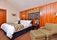 Buffalo Bill Village Cabins - コーディ - 寝室