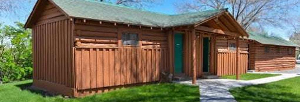 Buffalo Bill Village Cabins - コーディ - 建物