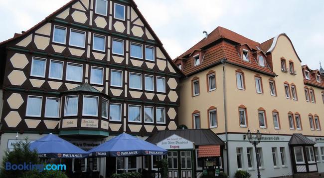 Zum Alten Brauhaus - Hofgeismar - 建物