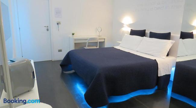 スカイハウス キアタモネ - ナポリ - 寝室