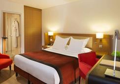 ホテル ル スィス - パリ - 寝室