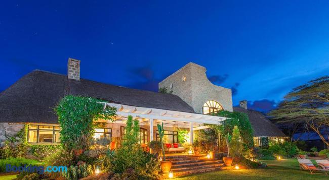 Ololo Safari Lodge - ナイロビ - 建物