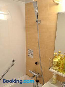 横浜マンダリンホテル - 横浜市 - 浴室