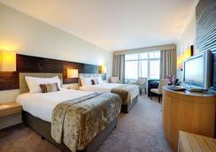 コーク インターナショナル ホテル - コーク - 寝室