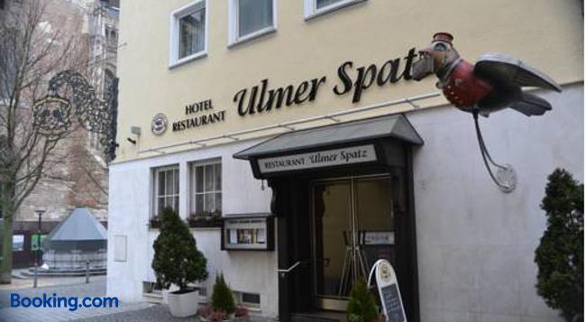 ホテル ウルマー スパッツ - ウルム - 建物