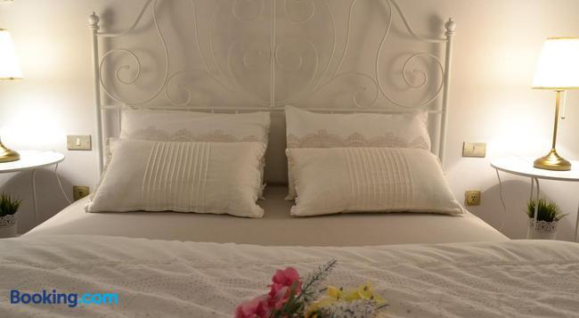 Santa Croce Exclusive - フィレンツェ - 寝室