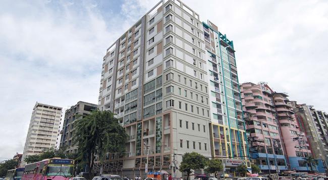 ベスト ウエスタン チャイナタウン ホテル - ヤンゴン - 建物