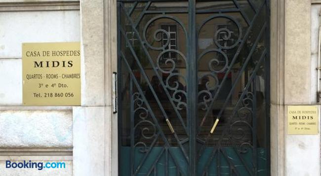 Midis Alojamento Local - リスボン - 建物