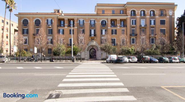 アレックス プレイス - ローマ - 建物
