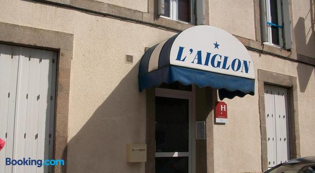 Hotel l'Aiglon - リモージュ - 建物
