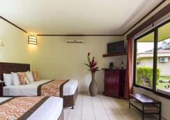 Arenal Volcano Inn - フォルトゥナ - 寝室
