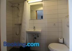 100 アイスランド ホテル - レイキャヴィク - 浴室