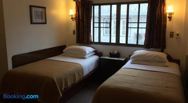 ブアカオ イン - Ko Pha Ngan - 寝室