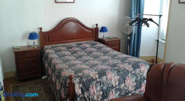 カーサ デ オスペデス ボア ノイテ - リスボン - 寝室