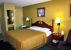 Motel 6 Memphis - Graceland - メンフィス - 寝室