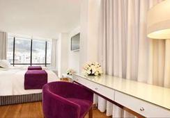 Rio Amazonas Hotel - キト - 寝室