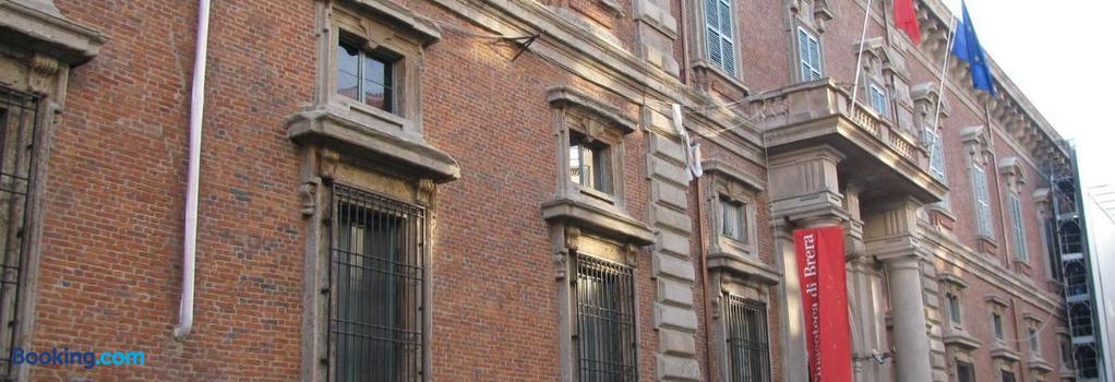 B&B ブレラ - ミラノ - 建物
