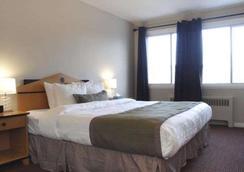 ボーセジュール ホテル アパートメンツ ホテル ドルヴァル - ドルヴァル - 寝室