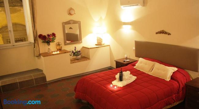 B&B Verrocchio - フィレンツェ - 寝室
