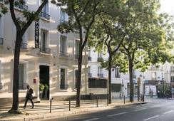 ホテル マックス - パリ - 寝室