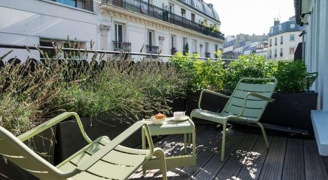 ホテル マックス - パリ - 建物