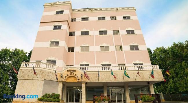 Hotel Los Jardines - Santiago de los Caballeros - 建物