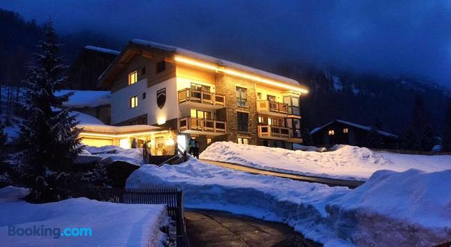 パノラマ スキー ロッジ - ツェルマット - 建物