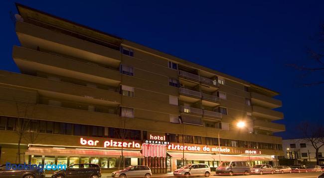 ホテル アッレ ドゥエ パルメ - ウーディネ - 建物