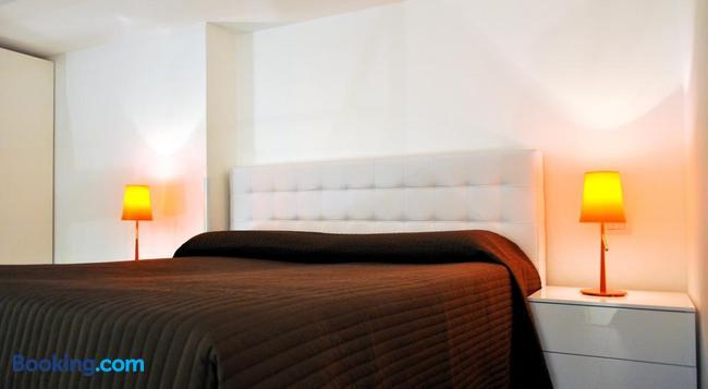 BB ホテルズ アパートホテル ボッコーニ - ミラノ - 寝室