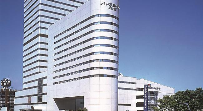 パレスホテル大宮 - さいたま市 - 建物