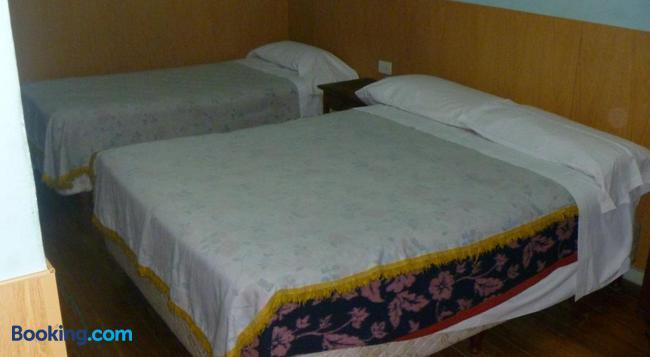 Hotel San Martin - ブエノスアイレス - 寝室