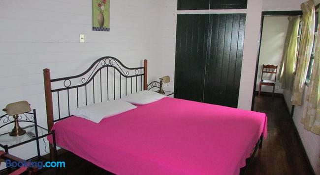 ホテル カーサ レオン - サンホセ - 寝室