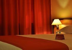 ホテル コンチネンタル - ティミショアラ - 寝室