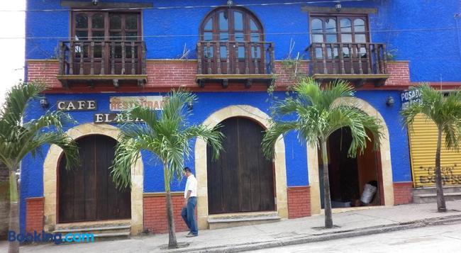 Posada Aguila Real - パレンケ - 建物
