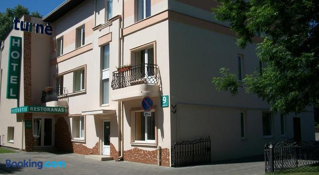 Hotel Turne - Siauliai - 建物
