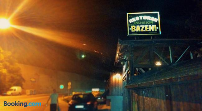 Pansion Bazeni - サラエヴォ - 建物