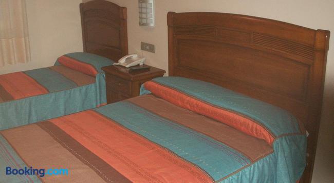 オスタル ラ ナヴァ - マドリード - 寝室