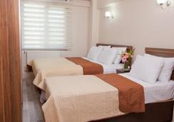 ビルリック アパート ホテル - イスタンブール - 寝室
