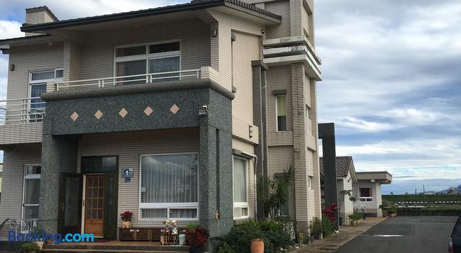 ジン シャン フア ノン B&B - 宜蘭市 - 建物