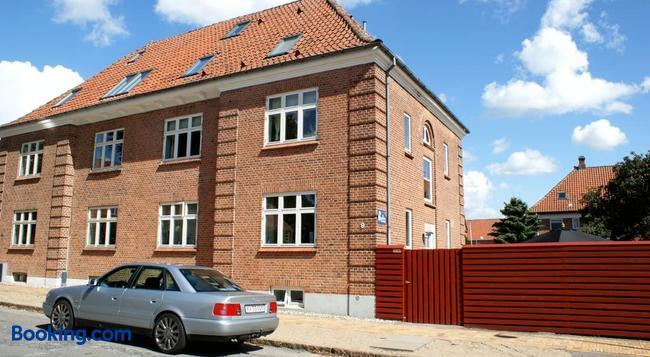 Billesgade B&B And Apartment - オーデンセ - 建物