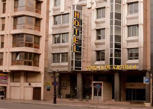 ホテル セルコテル コロナ デ カスティーリャ