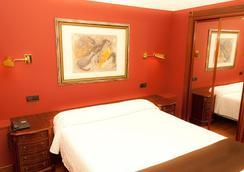 ホテル セルコテル コロナ デ カスティーリャ - ブルゴス - 寝室