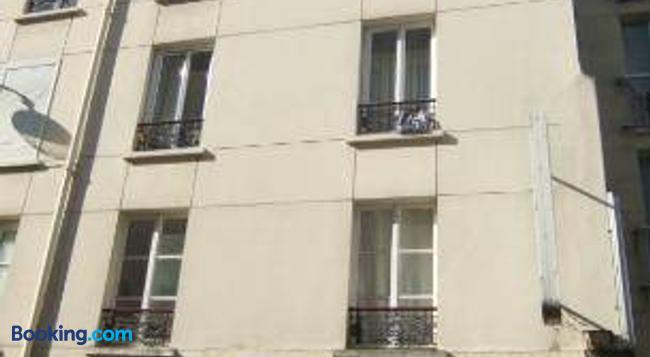 オテル ドゥ テラージュ - パリ - 建物
