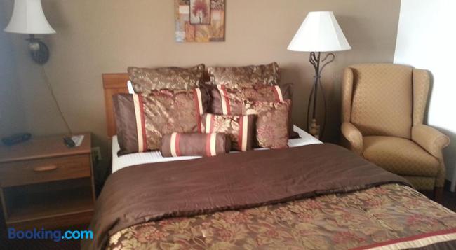 Raine Motel - Valentine - 寝室